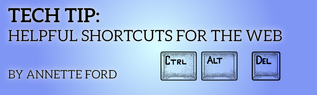 Shortcuts for the Internet 01 01